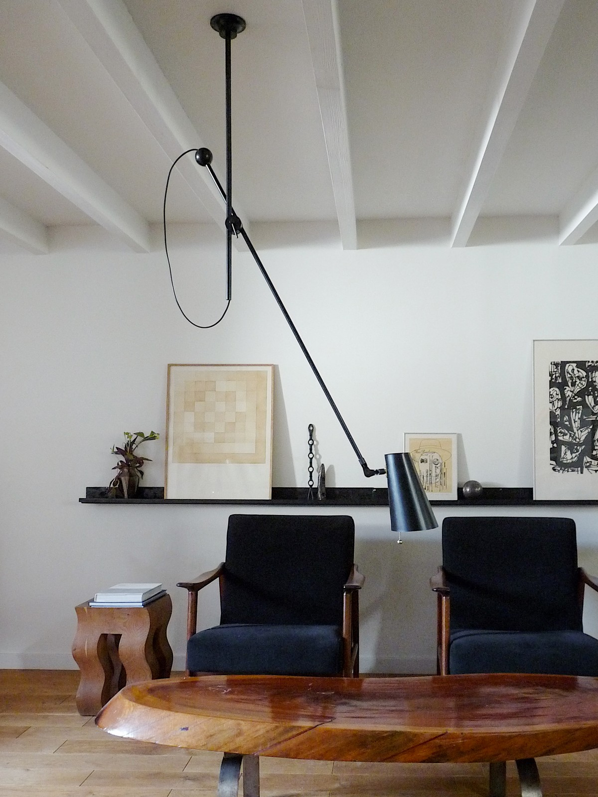 Lighting  installation pendant 1-arm remodelista